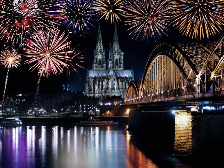 Feuerwerk: Foto-Basics