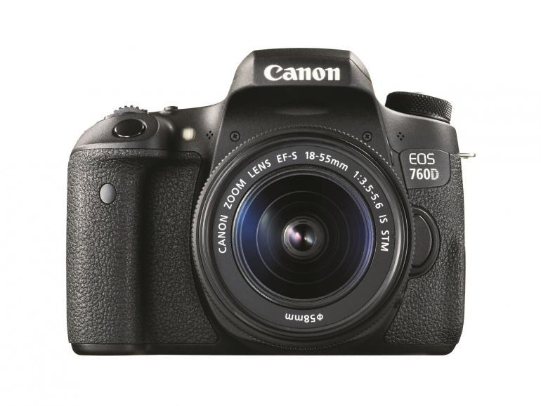 Canon EOS 760D; Preis: um 510 €