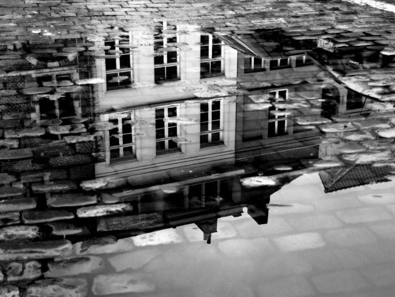Foto-Basics: Spiegelung in Pfützen