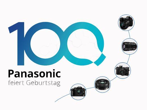 Panasonic 100 Jahre Foto Technik Innovationen