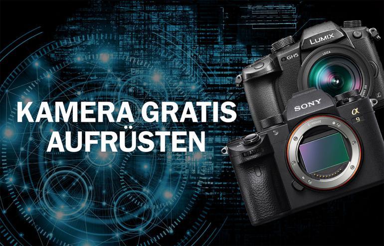 Kamera gratis aufrüsten - besserer Autofokus und neue Funktionen