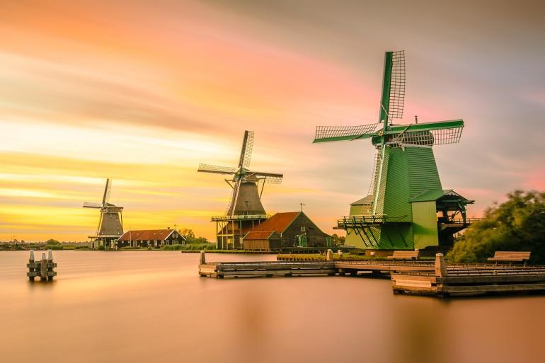 Beliebte Urlaubsziele für Fotografen: Benelux