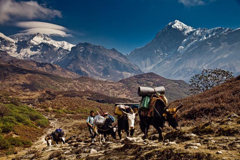 Reisefotografie aus aller Welt: Canon-Fotograf David Pinzer im Interview