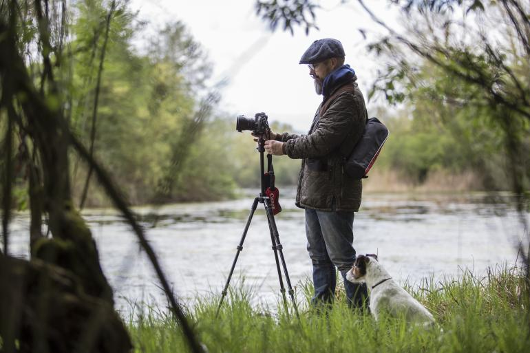 10 DigitalPHOTO-Leser testen das Manfrotto Befree 2N1