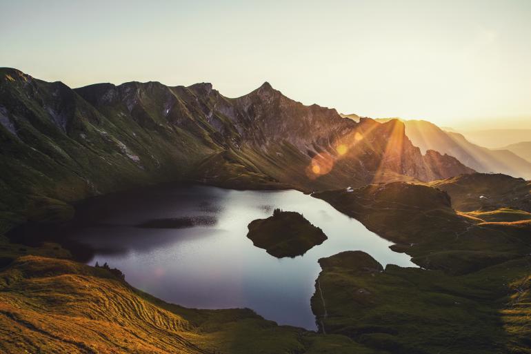 10 berauschende deutsche Seen: Reiseziele für Fotografen