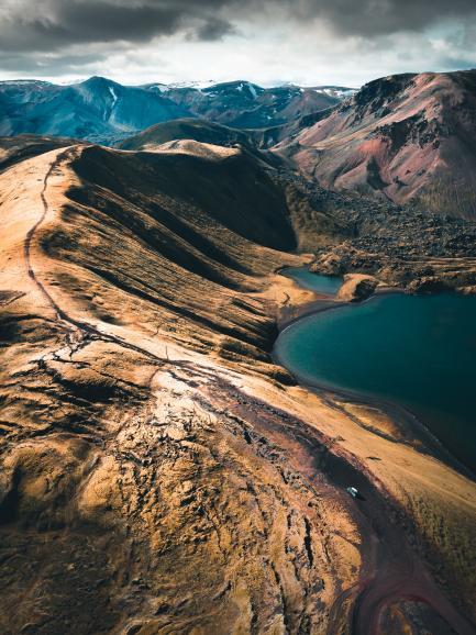 Luftaufnahmen: So funktioniert die Bildgestaltung mit Drohnen