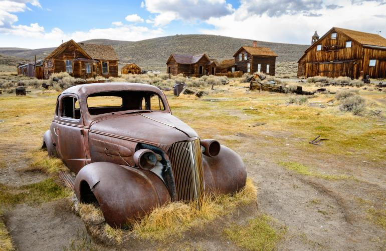 Reiseziele für Fotografen: 9 verlassene Orte, die Sie lieben werden