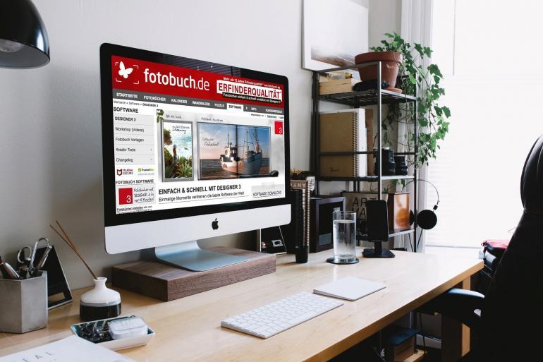 Testen Sie den Testsieger! Fotobücher mit DESIGNER 3 im Lesertest