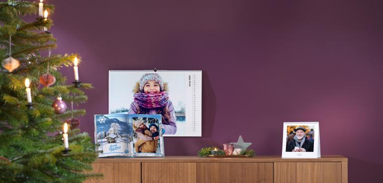 Geschenkideen zur Adventszeit: Pixum Fotoprodukte zum selbst gestalten