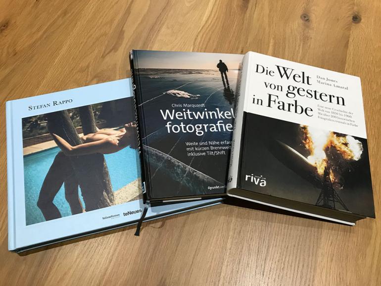 Fotografie Bildband: 10 Bücher, die uns 2019 begeistert haben!