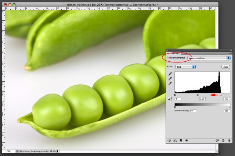 Perfekte Food-Fotos mit Photoshop