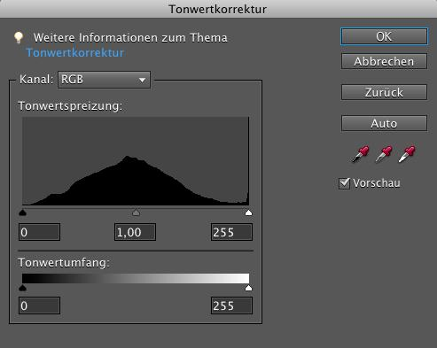 Photoshop Elements 9: Farben & Kontraste