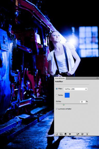 Photoshop: Mit Farblooks mehr Strahlkraft erzeugen