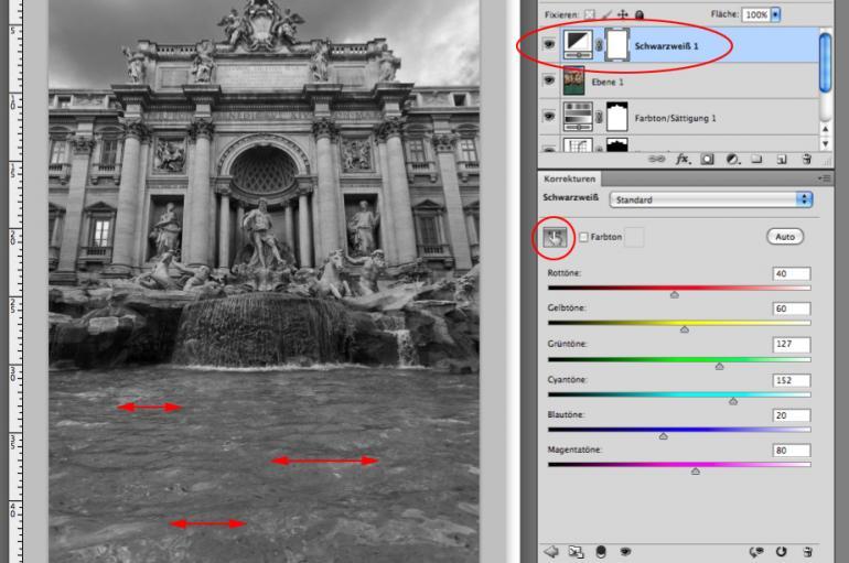 Photoshop: Urlaubsfotos durch mehr Glanz optimieren