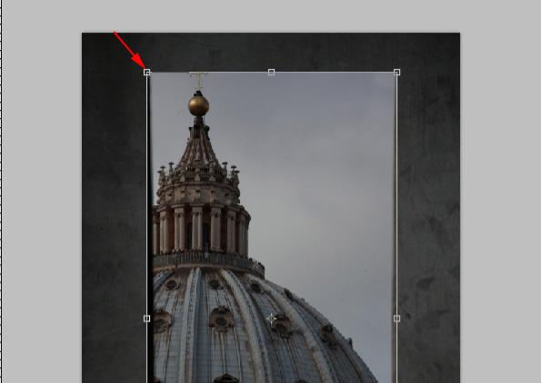 Photoshop: Postkarte im Antik-Look