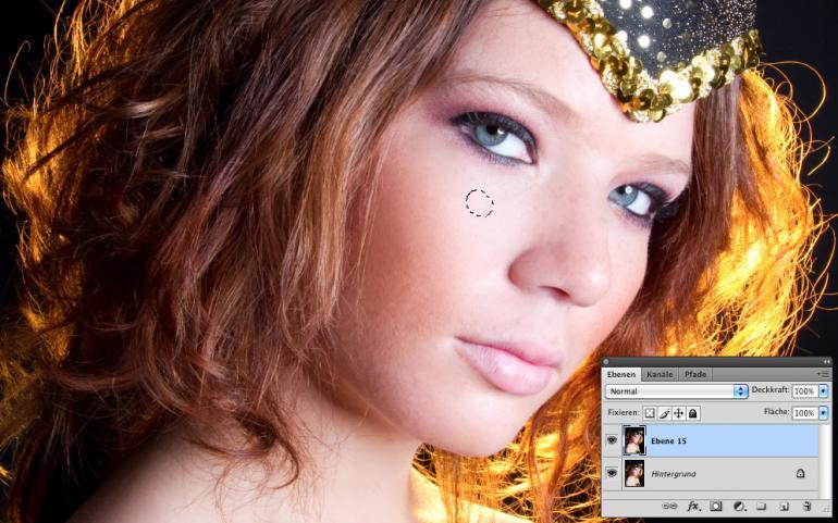 Fashion-Look mit Photoshop: Mit Texturen tricksen - Motiv 1