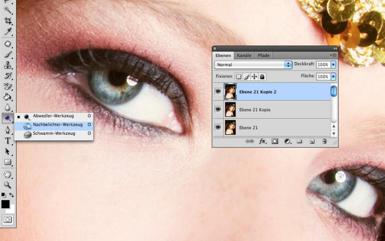 Fashion-Look mit Photoshop: Mit Texturen tricksen - Motiv 1