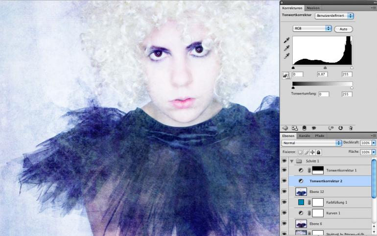 Fashion-Look mit Photoshop: Mit Texturen tricksen - Motiv 2