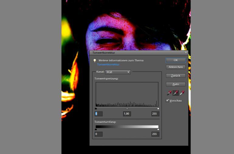 Photoshop Elements: Cross-Look & Pop-Art-Effekt