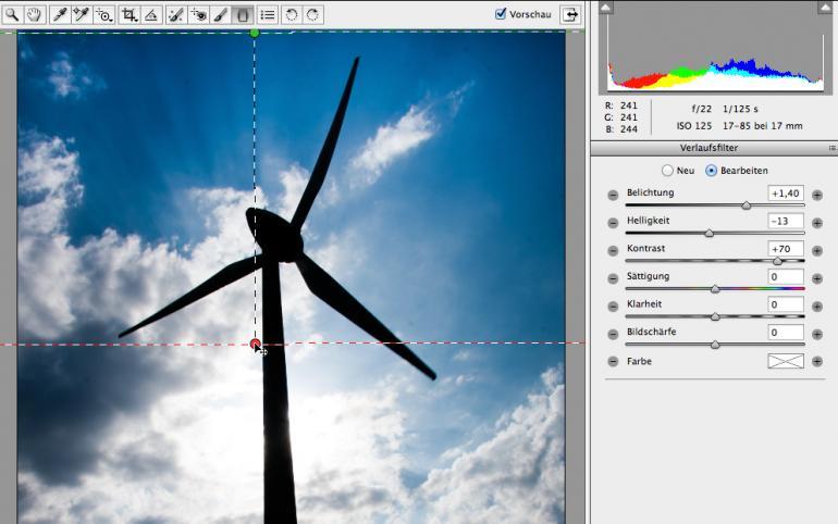 Photoshop: Fotografieren ins Licht? Perfekt für Silhouetten!