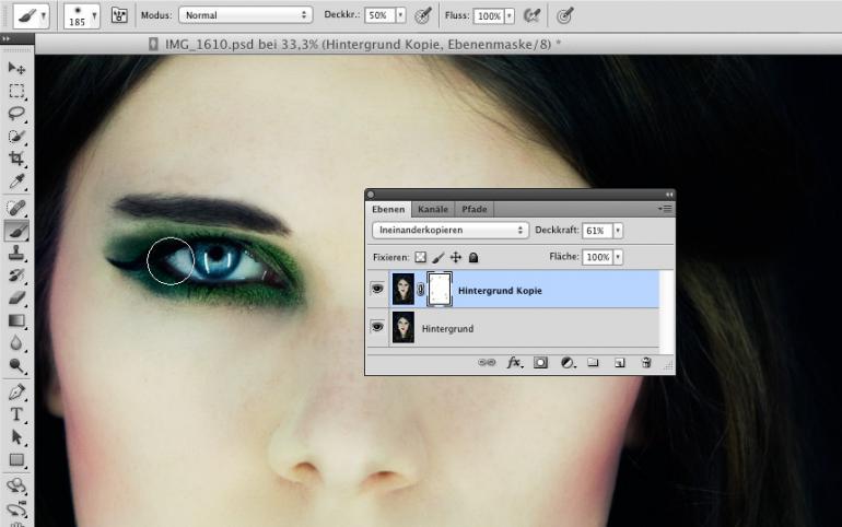 Photoshop: Mehr Glamour für Porträtfotos
