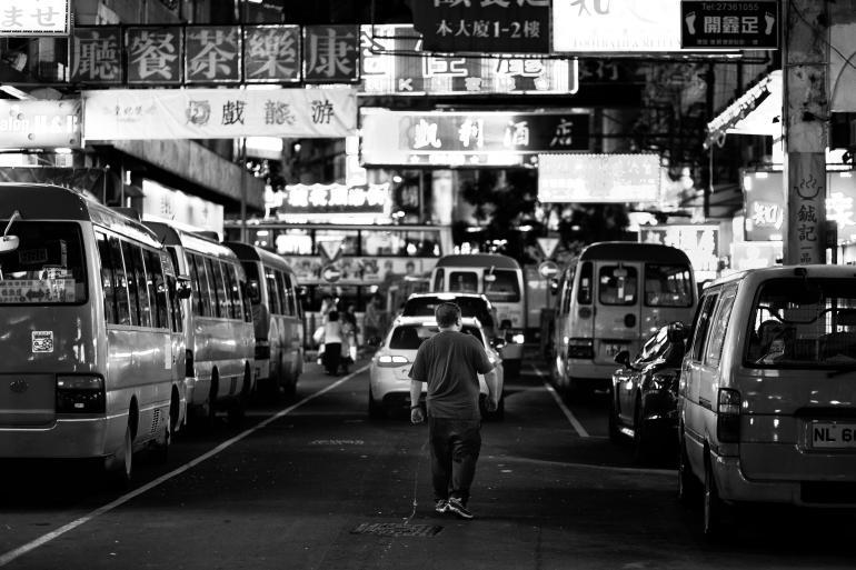 Fotograf des Jahres 2018 | Street