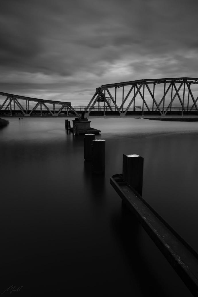 ...die alte Meiningenbrücke...