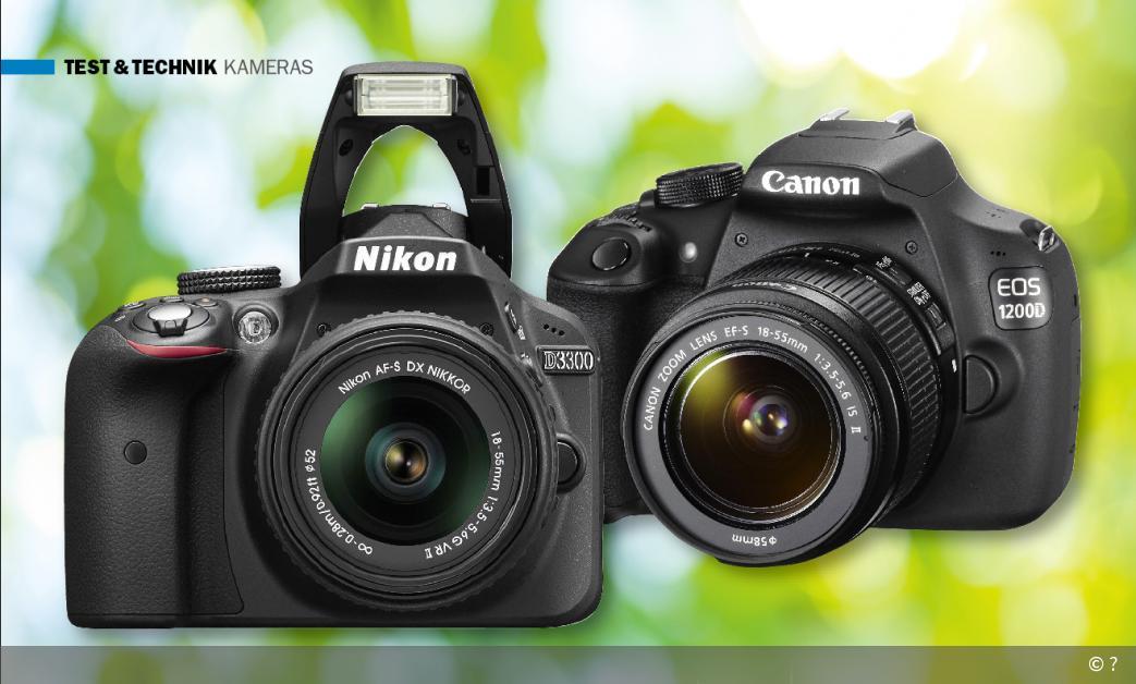 Im test digitale spiegelreflexkameras unter 500 euro for Wohnlandschaft unter 500 euro