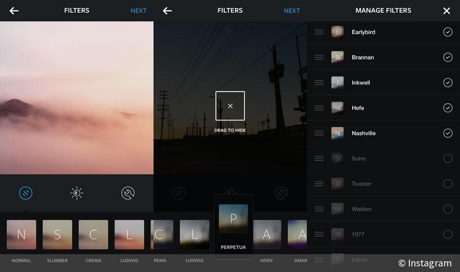 instagram mit f nf neuen bildfiltern digitalphoto. Black Bedroom Furniture Sets. Home Design Ideas