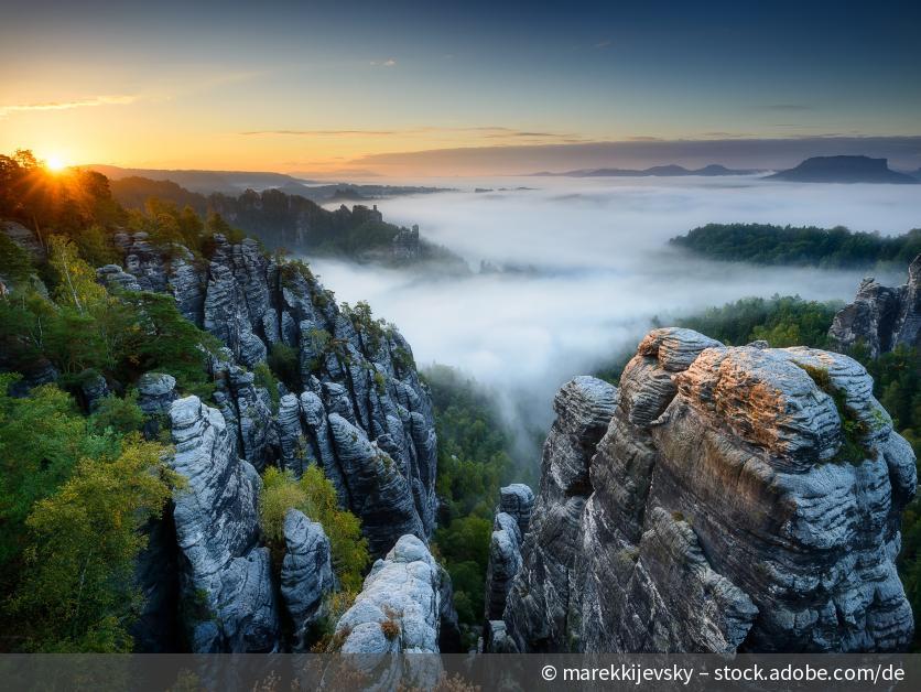 Schönsten Landschaften Europas