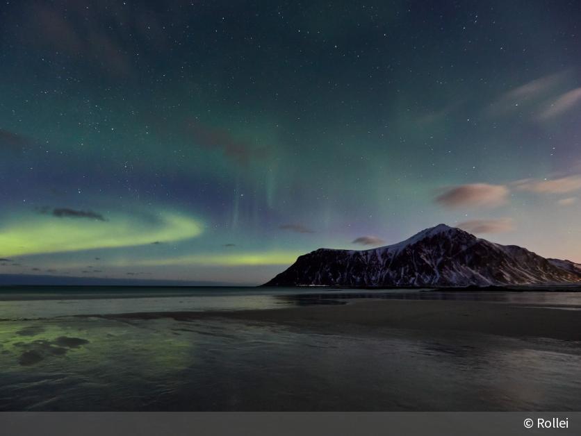 Astro-Fotografie der Milchstra/ße Rollei Astroklar Nachtlicht Light Pollution Filter I 77mm Rundfilter I Stadtlicht-Filter geeignet f/ür Nachtaufnahmen