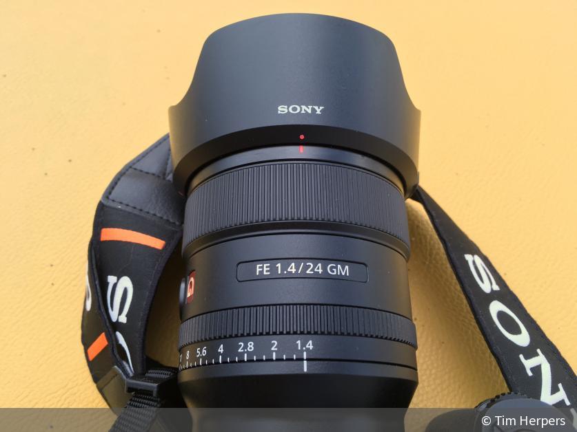 Neues Sony-Weitwinkelobjektiv: FE 24mm f/1,4 GM im ersten Praxistest ...