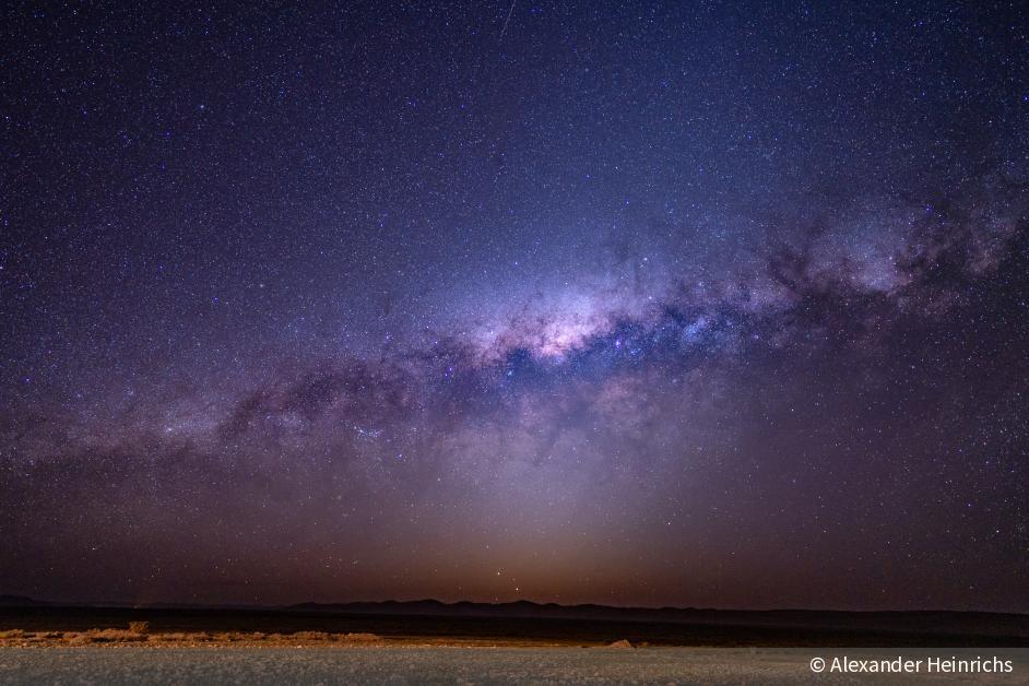 Sternenhimmel: Perfekte Fotos von der Milchstraße, Sternschnuppen und dem Mond | DigitalPHOTO