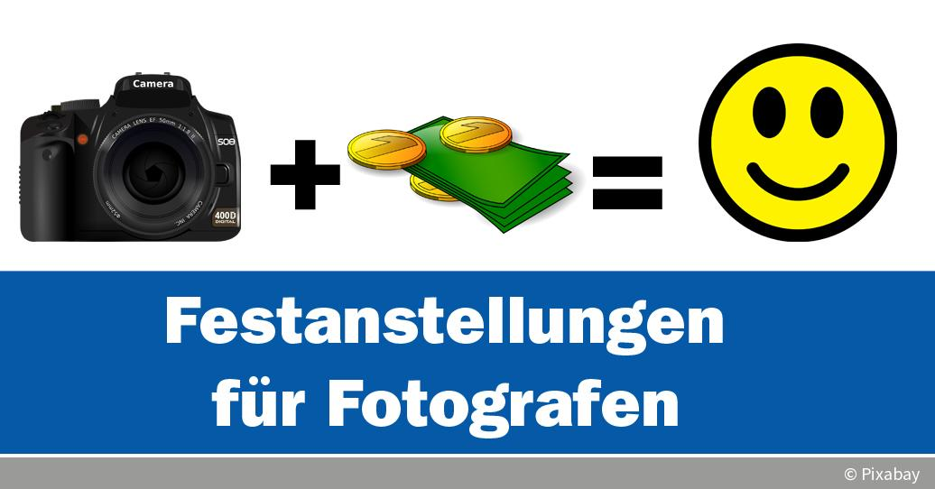 Mit Fotografieren Geld Verdienen