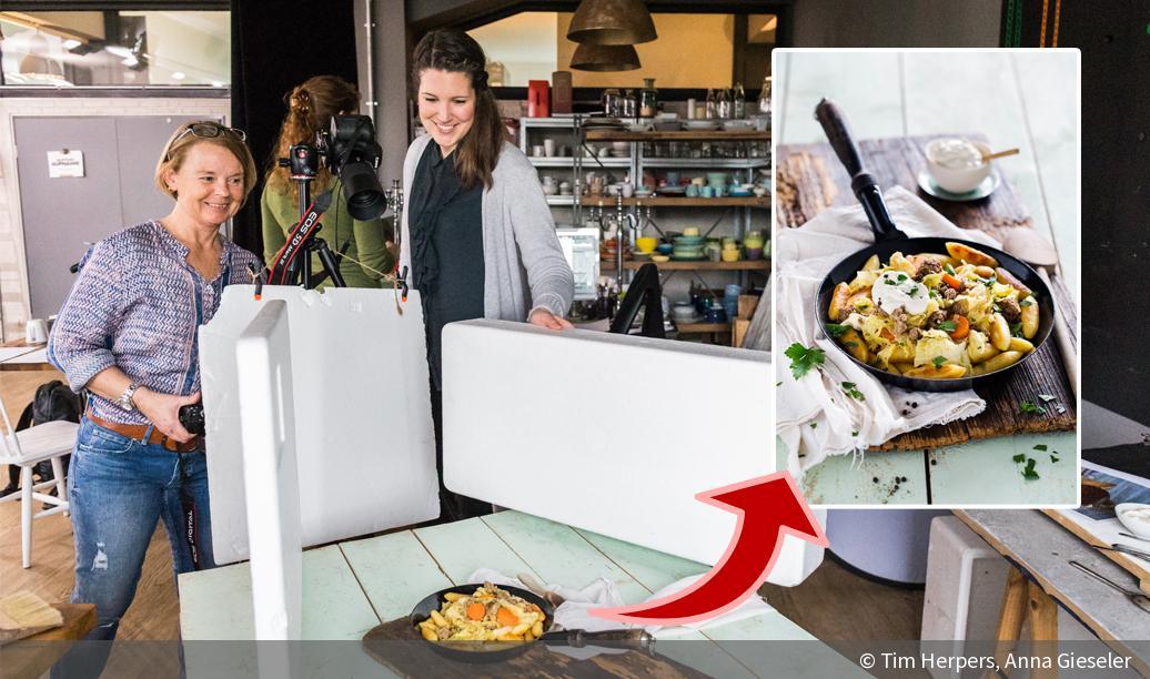 Food-Fotografie zu Hause: Wir lüften die Geheimnisse der Kochmagazine | DigitalPHOTO