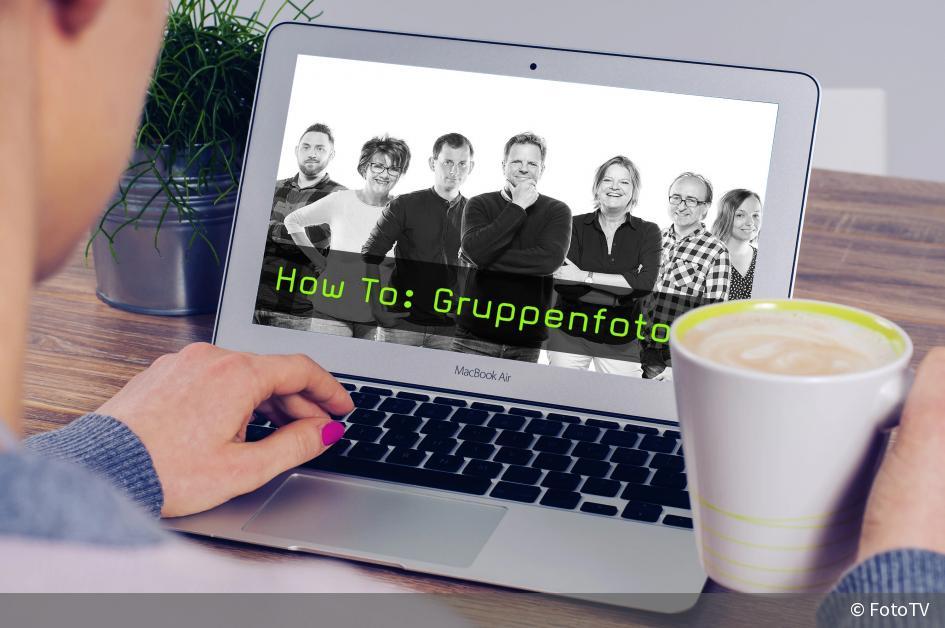 Film des Monats: Die ultimative Anleitung für Gruppenfotos | DigitalPHOTO