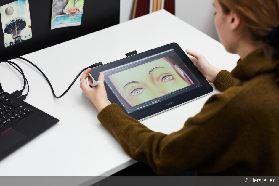 Zeichentablett für Einsteiger im Test: Wacom One schneidet mit SUPER ab! | DigitalPHOTO