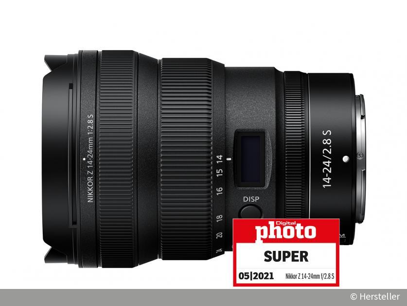 Nikkor Z 14-24mm f/2.8 S im Test - extrem gutes Handling | DigitalPHOTO