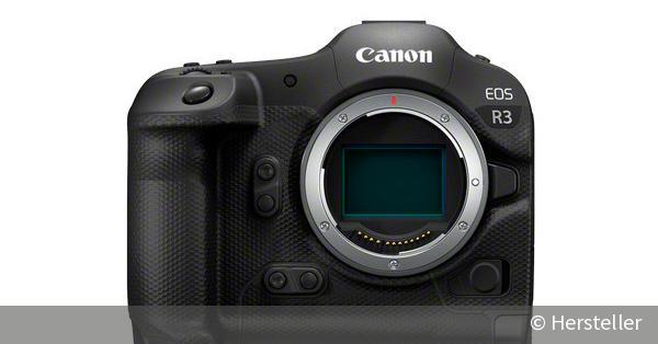 Bestätigt: Canon entwickelt die EOS R3 mit Eye Control-AF & drei neue Objektive | DigitalPHOTO