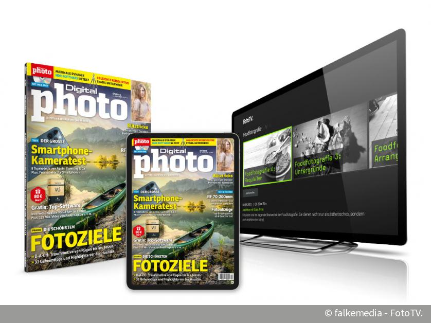 DigitalPHOTO 07/2021 - Die beste Handykamera, Fotoziele, Reisestative & mehr   DigitalPHOTO