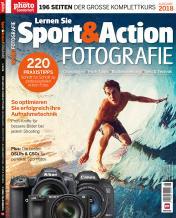 Komplettkurs Sport- & Action-Fotografie 1/2018