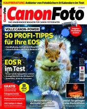 CanonFoto 01/2019 mit 50 Profi-Tipps für Ihre EOS!