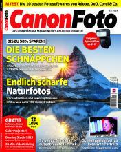 CanonFoto 02/2019: So gelingen einzigartige Naturfotos!