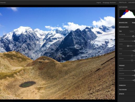 Der nächste logische Schritt nach Lightroom: Das Adobe Creative Cloud Foto-Abo