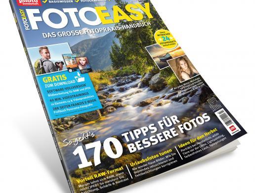 FotoEASY 3/2016: Die neue Ausgabe – jetzt im Handel!