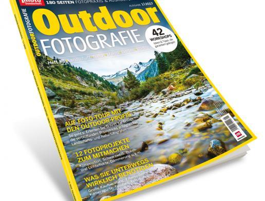 Outdoor Fotografie, Ausgabe 1/2017 –Jetzt erhältlich