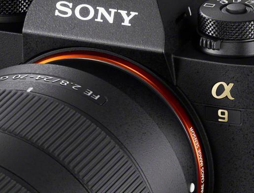 Sony im Geschwindigkeitsrausch: Alpha 9 angekündigt