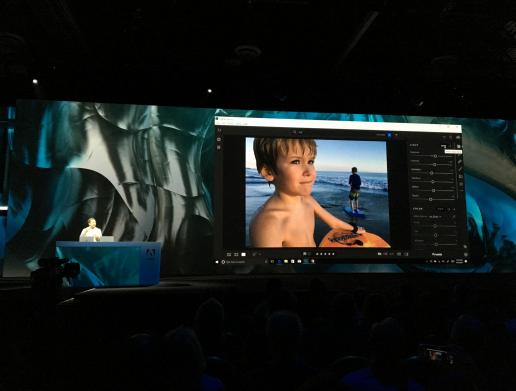 Lightroom CC bis Photoshop CC: Alle Fotografie-News von der Adobe MAX 2017