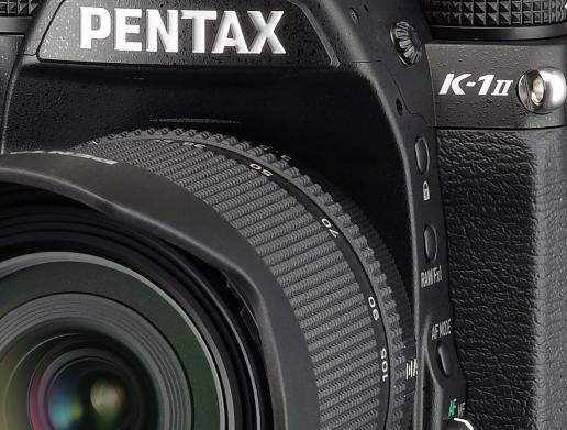 Lang erwartet: Pentax kündigt K-1 II an