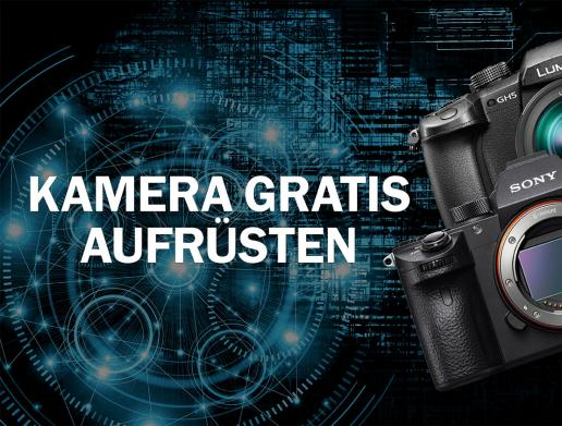 So rüsten Sie Ihre Kamera gratis auf: besserer Autofokus, neue Funktionen